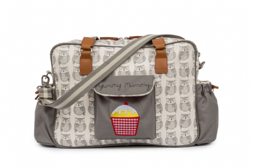 Yummy Mummy Changing Bag - Wise Owl